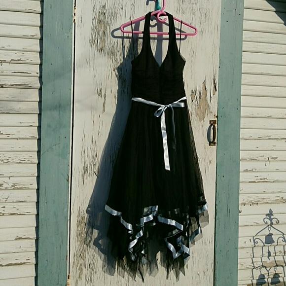 Bari Jay Dresses & Skirts - Halter Dress